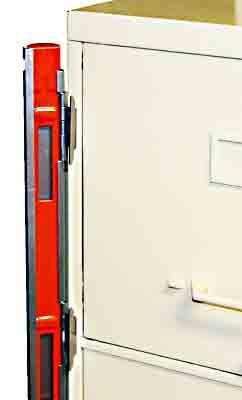 Malpass, Inc. -- File Cabinet Locking Bars